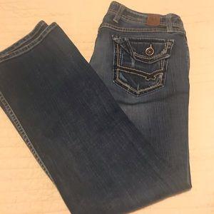 BKE Jeans 30 x 31 1/2 Bootcut